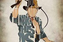Indiana Jones / by Carl Cunningham