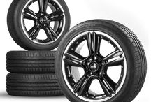 Original Mini Felgen / Räder / Die Marke MINI ist eine Neuauflage des britischen Kleinwagens Mini und gehört zur BMW Group.