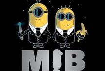 Minions / It's all about the minions :)
