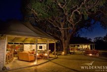 Little Makalolo Camp - Zimbabwe - Wilderness Safaris / Little Makalolo Camp lies in the heart of Hwange National Park, in one of its best game viewing areas, overlooking a vibrant waterhole.