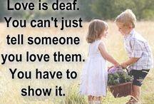 Being deaf
