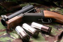 ハンドガン(hind guns)
