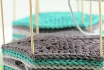 Crochet Afghaan, Pondoland  & Granny