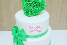 Wedding cake e promessa di matrimonio
