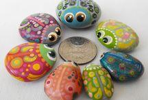 Ζωγραφισμένες πέτρες