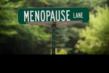 """Does Menopause Ever End? "" / I don't think so... / by Cherie Byrnes"