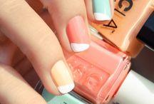 nail polish / by Jeanne Pesavento