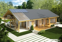 Houses /Domy / domy, plany domów