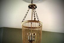 Accessories & Lighting / accessories, lighting, vintage, pillows, lamps, chandelier, candle holders, pendant light