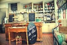 salon de thé projet