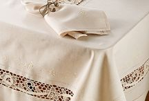 lovely tablecloths