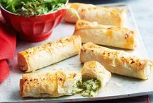 Recipes - Filo & Puff Pastry