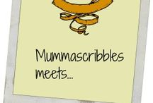 Mummascribbles Meets... / All of the interviews from my Mummasciribbles meets series.
