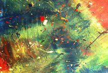 My Art | Acrylics