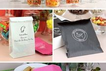 Sweet Confections / Candy Bar and Dessert Stations