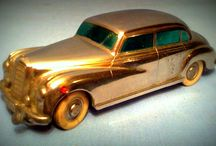 MERCEDES Model Cars / Vintage Mercedes Model Toy Cars Tin Diecast Plastic