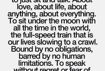 words / by Kathy McFarlin