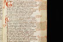 Středověká literatura evropská