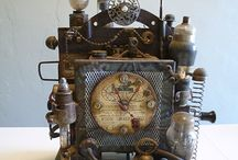 Steampunk stuffs :)