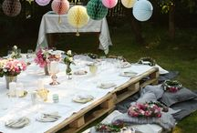 Party ideas outside