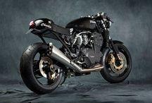 Speed triple customisation / Inspiration