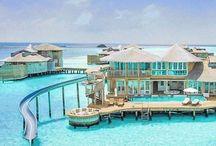 travel resorts