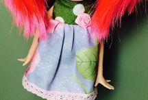 Blithe doll
