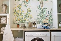 Laundry Room / by jacquelyn | lark & linen