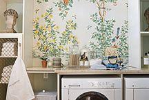 Deco - Laundry rooms