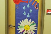 Daycare bulletin boards / by Sharon Lay-Jones