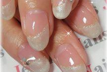 Bridal nail ブライダルネイル