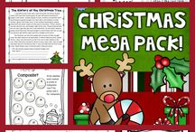 December Teaching Activities / Teaching activities for the month of December!