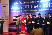 Japan ICT Week 2013 / Japan ICT Week 2013 was held in Hanoi and Danang from Oct. 23 to 26. Hanel Software Solutions was the co-sponsor for this event.