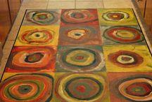 Canvas Floor Cloths