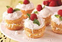 Just Desserts!!! / by Kristi Borowski Nagy