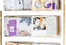 Альбомы, блокноты/Journals, books & albums