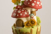 Issy Birthday Cake Inspiration