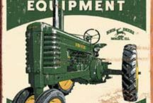 Tractor Signs