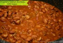 Pressure Cooker Recipes / Delicious Recipes using a pressure cooker.