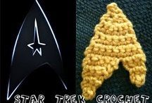 Crochet geek stuff