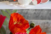 Cricut Maker Projects / Our favorite DIY projects made on the new Cricut Maker cutting machine. From leather jewelry to felt flowers you'll find 100's of fun projects to make using your Cricut Maker. #CricutMaker