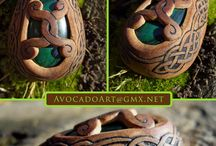 Avocado Art