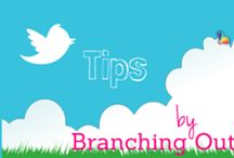 Twitter Tips / Great twitter tips for small businesses
