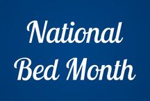 National Bed Month 2018 / National Bed Month is here! If your bed is looking a little worn out or you often wake up feeling achy and tired, it may be time to upgrade your bed!  To help you to enjoy a blissful nights sleep all year round, we've got some fantastic special offers on some of the UK's leading brands! Visit our showroom throughout March to find out more. #NationalBedMonth #Derbyshire #Swadlincote #Derby #Staffordshire #BurtonOnTrent