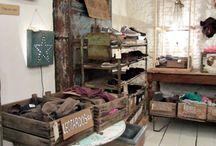 Diseños interior/exterior tiendas y talleres