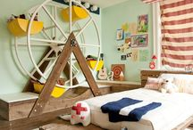 pirate Nathaniel's bedroom