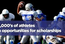 For College Bound Athletes / by Charlotte Klaar