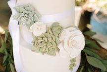 Succulent Weddings / We're recently seen an increase in the demand for succulents to be used in a wedding - from the guest tables to the bouquets.  Check out some great uses here!