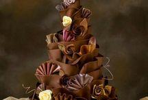 bolos chocolate