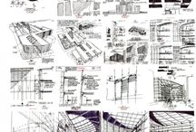 Drawing architecture / Architectural drawings and art